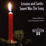 Lessons & Carols: Sweet Was the Song