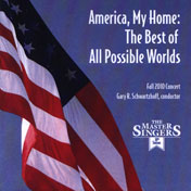 America, My Home: The Best of All Possible Worlds