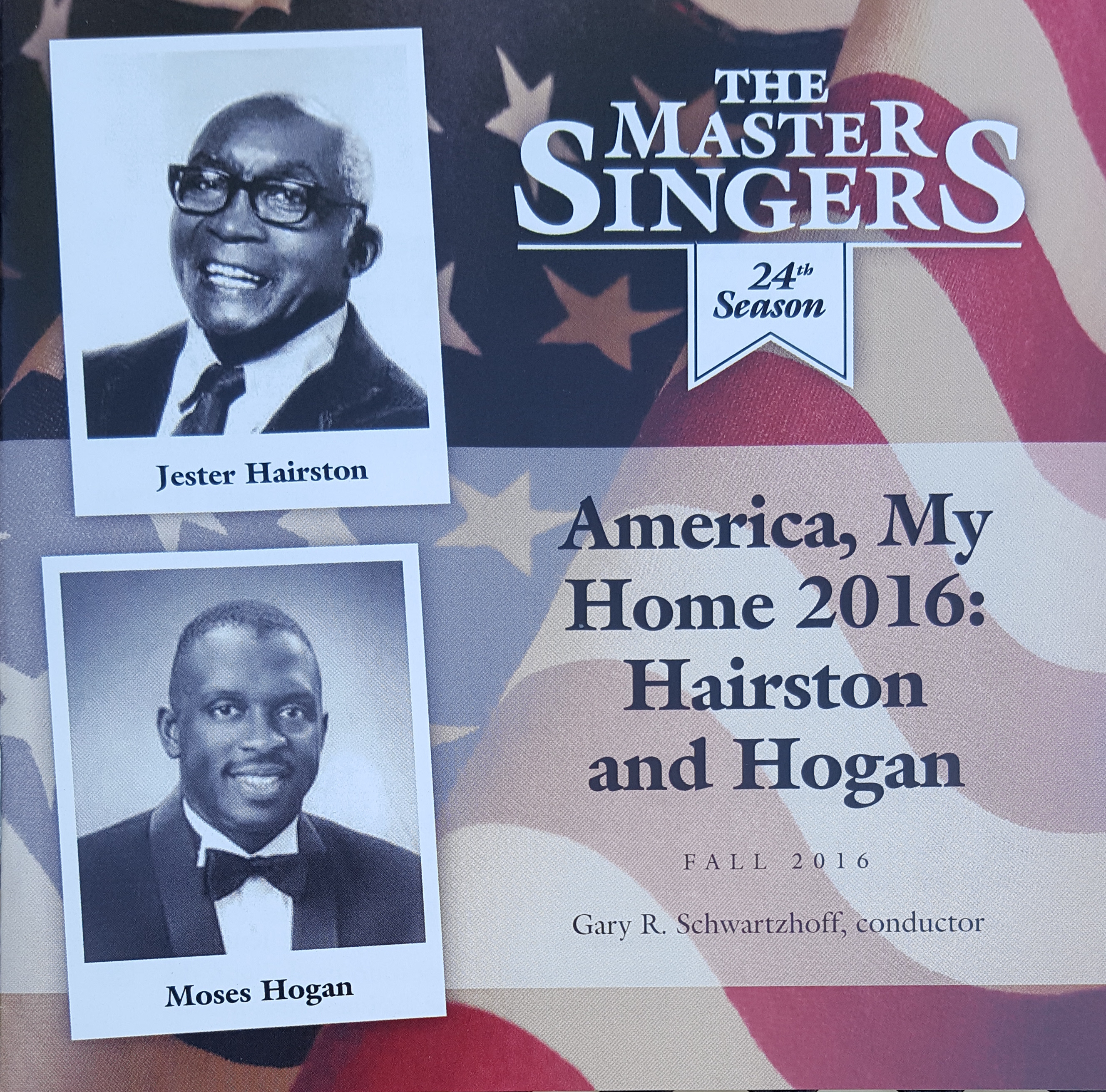 America My Home: Hairston and Hogan