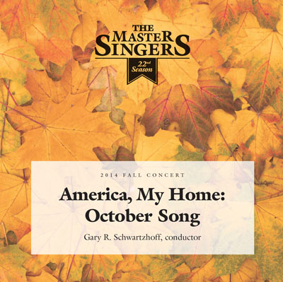 America, My Home: October Song