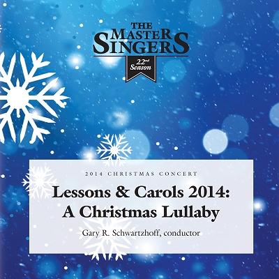 Lessons & Carols: A Christmas Lullaby