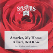 America, My Home: A Red, Red Rose