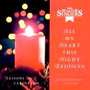 Lesson and Carols 2006 album: All My Heart This Night Rejoices